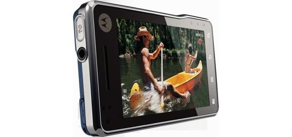 Motorola Milestone XT720 Eurooppaan
