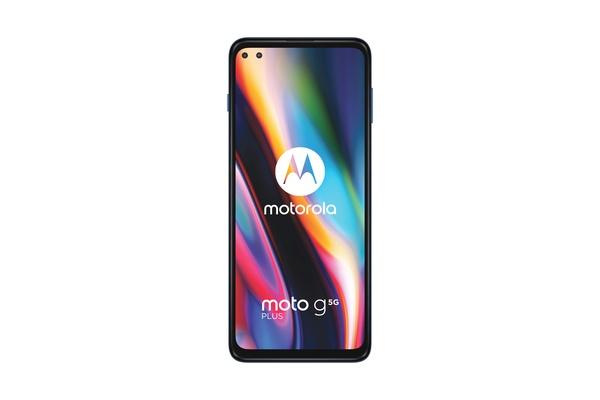 Motorola julkaisi edullisemman hintaluokan 5G-puhelimen - Moto G 5G Plus maksaa 349 euroa