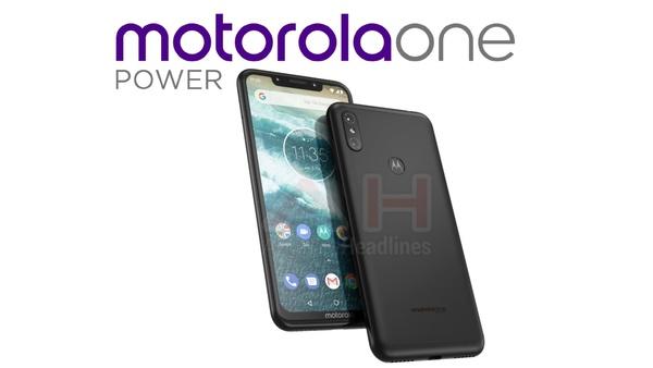 Motorolan tuleva huippupuhelin, One Power, paljastui