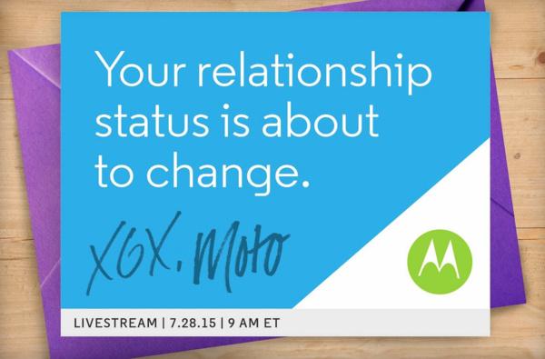 Esitteleekö Motorola uudet Moto X- ja Moto G -puhelimet kuun lopulla?