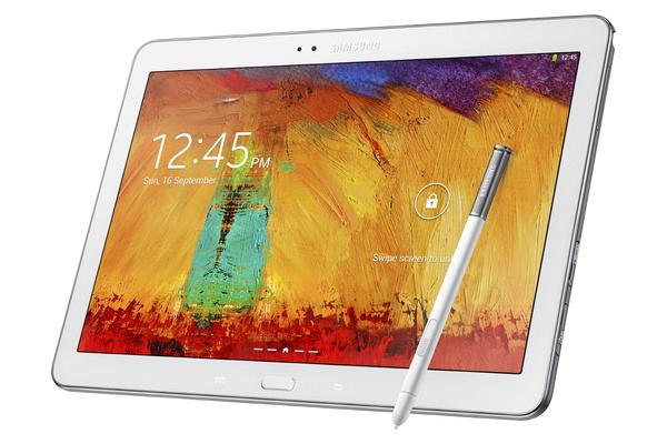 Samsung kasvatti Note 10.1:n näytön tarkkuuden nelinkertaiseksi