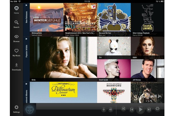 Napster saapui Suomeen - rajattomasti musiikkia kympillä kuussa