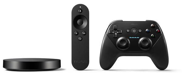 Google tuo Androidin televisioon: Nexus Player