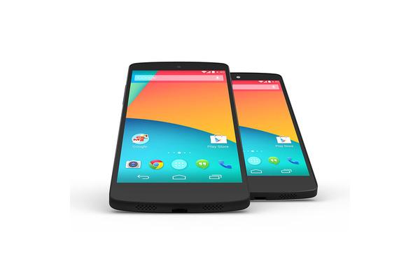 Vuoto paljastaa tietoja kahdesta Nexus-laitteesta