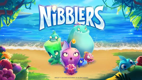 Rovio otti mallia Candy Crushista – julkaisi uuden Nibblers-mobiilipelin