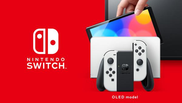 Nintendo Switchistä julkaistiin 7 tuuman OLED-näytön malli