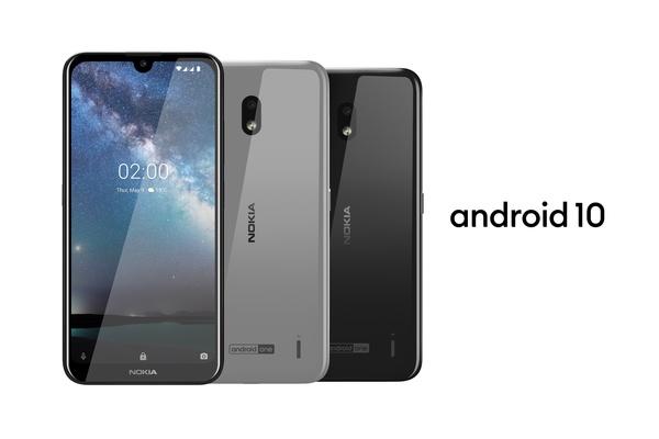 Android 10 on nyt saatavilla Nokia 2.2 puhelimelle