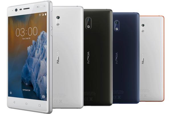 Nokia-puhelimet kimppaan Kiinan Applen kanssa?