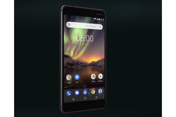 Hakusessa edullinen ja tehokas älypuhelin – Uusi Nokia 6 tulee Eurooppaan