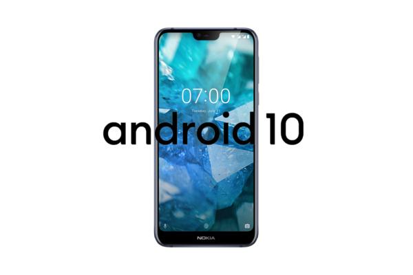 Android 10 on nyt saatavilla Nokia 7.1 puhelimelle