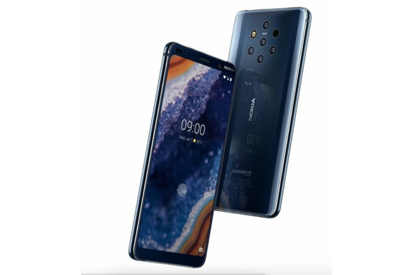 Nokian hirviökamerapuhelimen lukitus aukeaa jopa purkkapaketilla