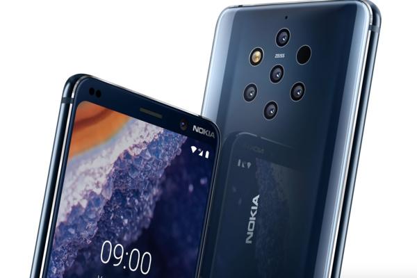Nokia 9 Pureview'n esittelyvideo on julkaistu