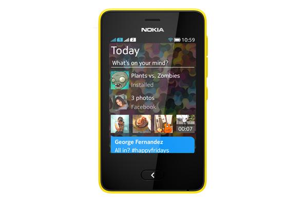 Nokialta Asha-päivitys, joka on pakko saada