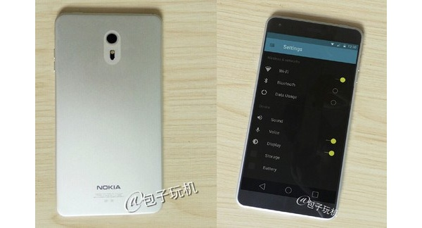 Onko tässä Nokian tuleva Android-puhelin?