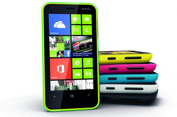 Lumia 620 osui oikeaan hintaluokkaan