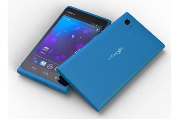 Nokialla oli suunnitelma B ensi vuodeksi: Android-puhelin oli kehitteillä