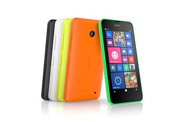 Huomisen Lumia-puhelimet vuotivat ennen aikojaan