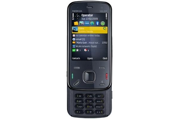 Nokian uutukaiselle N86 8MP:lle pikapäivitys