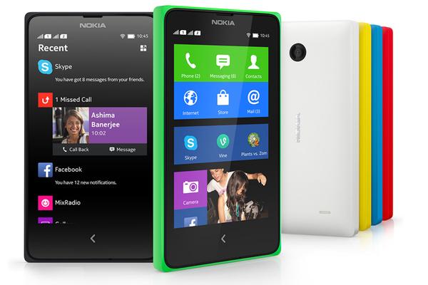 Tästä Nokia X -puhelimet on tehty: Kaikki tekniset ominaisuudet