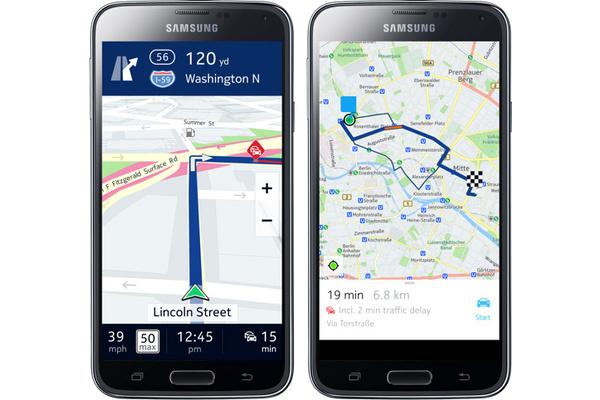 Nokian HERE-kartat rytinällä Androidille –jo miljoona latausta Google Playssa