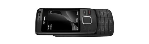 Nokialta uusi 6600i slide -puhelin 5 megapikselin kameralla