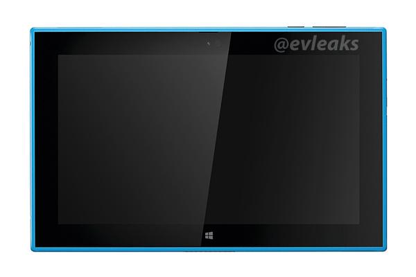 Tässä se on: Nokian Lumia 2520 -tabletin lehdistökuva vuoti