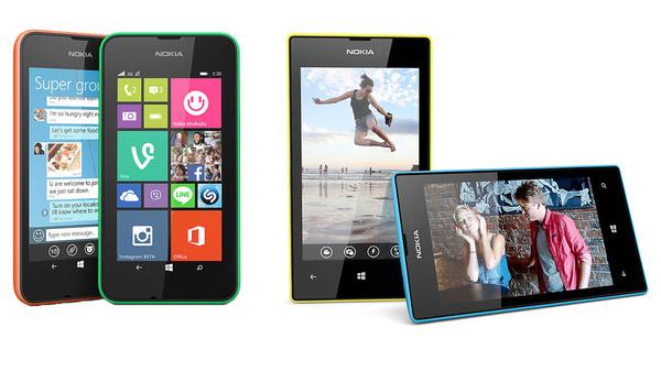 Kumpi kannattaa valita, Nokia Lumia 530 vai Lumia 520?