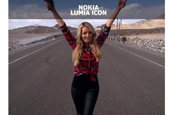 Videolla: Tässä Nokia Lumia Icon päihittää Galaxy S4:n mennen tullen