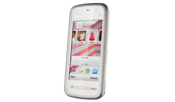 Nokia julkisti uuden 5230-kosketusnäyttöpuhelimen