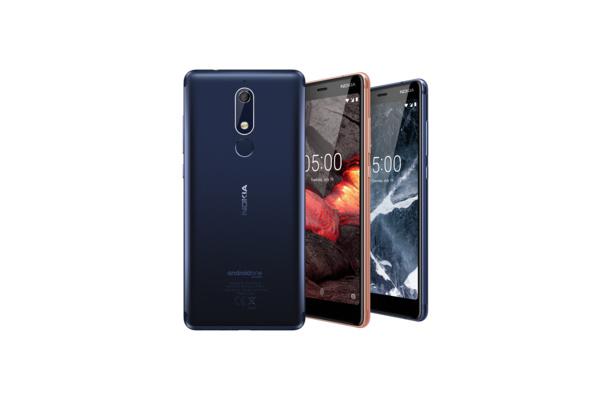 Uudet mallit julkistettiin: Tässä ovat Nokia 5.1, Nokia 3.1 ja Nokia 2.1