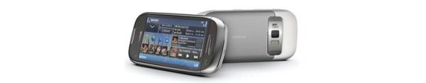 Nokia C7 päivittyi, pieniä korjauksia ja lisää suorituskykyä