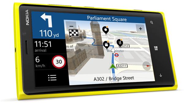 Nokian navigaattori poistettiin sovelluskaupasta