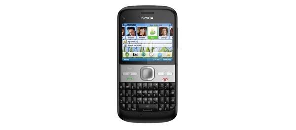 Nokia E5 saapui verkkokauppaan