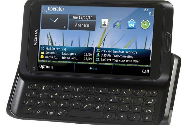 Nokia: Fyysisille näppäimistöille ei ole kysyntää