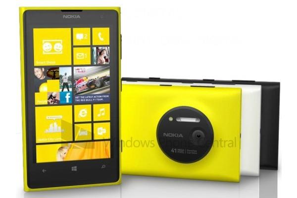 Uusia Lumia 1020 -vuotoja: Ominaisuuslista ja kuvanäyte