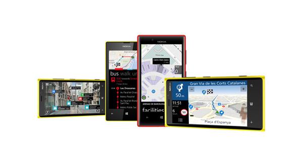 HERE on nyt kaikkien Nokian paikkatietopalveluiden nimi