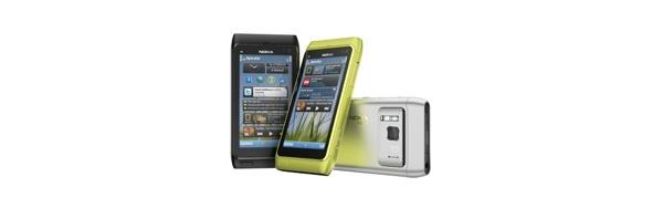 Kuvissa: Belle Refresh ensimmäisen sukupolven Symbian^3 -laitteille