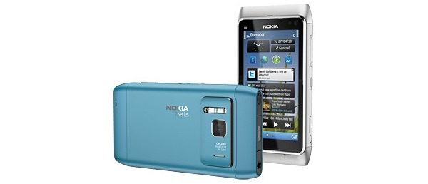 Nokian N8-puhelin lisää näyttöihin ja televisioihin kosketustuen