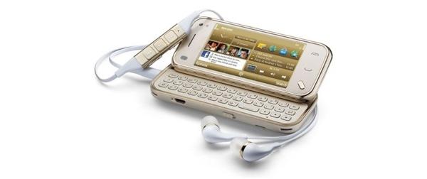 Nokialta kultainen N97 mini