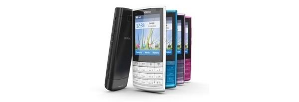 Nokia julkisti ensimmäisen Touch and Type -puhelimen