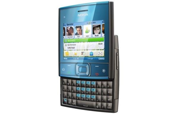 Nokia X5-01 esiteltiin - X6-puhelimesta luvassa 8GB-malli
