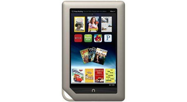 Barnes & Noble follows Amazon's lead - kills root and sideloading on the Nook Tablet