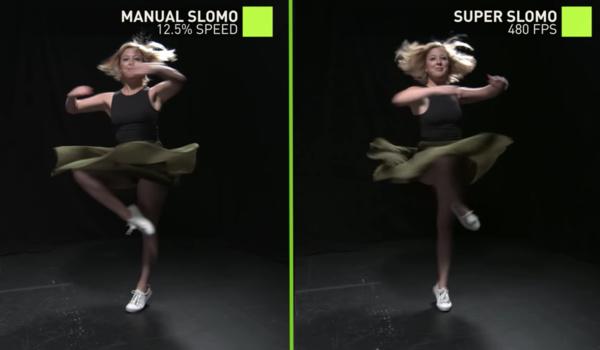Huikea video – Tekoäly muuttaa tavalliset videot Super Slo-Mo -pätkiksi