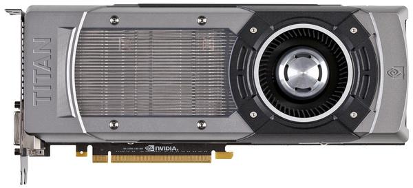 Nvidia GeForce Titan: hippunen supertietokonetta näytönohjaimessa