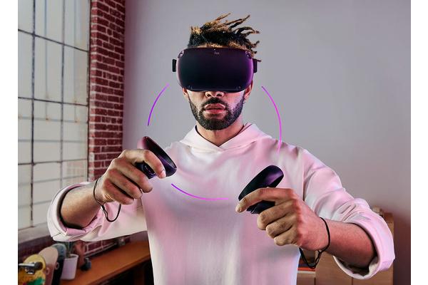 Zuckerberg unveils new Oculus Quest headset
