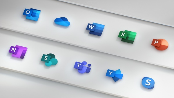 Microsoft updated Office icons, plans to expand to entire Windows 10
