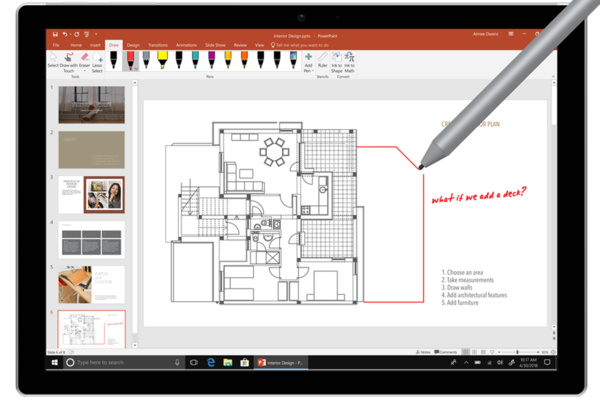 New PowerPoint translates in real-time