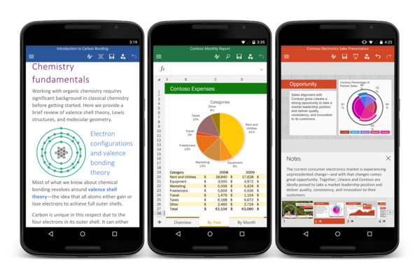 Microsoft releases all-encompassing Office app for Android