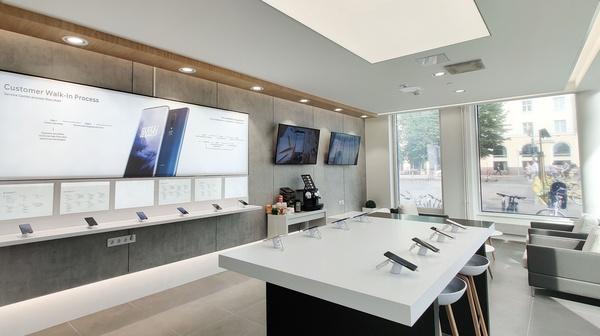 OnePlus sulkee Exclusive Service Center -liikkeensä Helsingissä