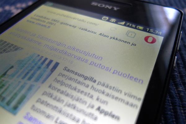 Operan uusi Webkit-pohjainen Android-versio nyt kokeiltavissa
